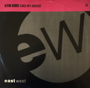 "Kym Sims ‎- Take My Advice (12"") (VG-/G+)"
